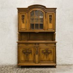 Antique Cabinet Style Louis XVI