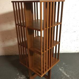 swedish-revolving-teak-bookcase-1960s-1