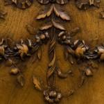 Antique Cabinet Style Louis XVI